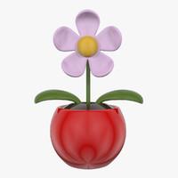 Toy flower