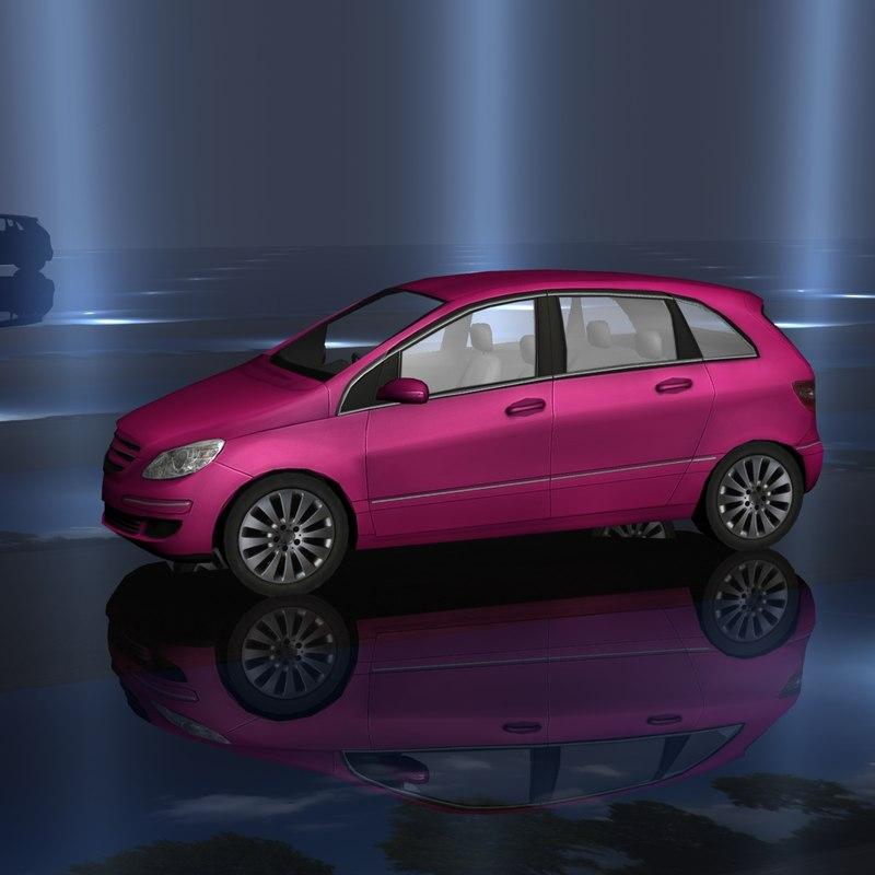 generic pink car max