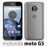 Motorola Moto G5 Space Gray