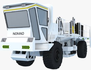 nomad 90 obj