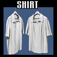 shirt hanger obj