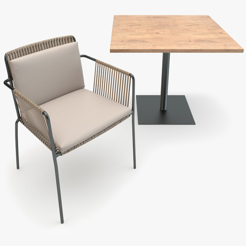 kettal net dining table max
