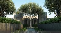 3d 2 tree model