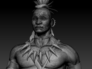 obj guron - american indian