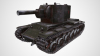 heavy kv-2 obj