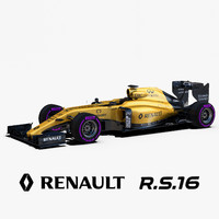 renault rs16 wheels 3ds