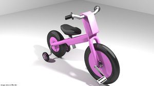 bicycle cycle kid 3ds