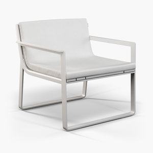outdoor furniture gandia blasco 3d model