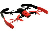 free parrot bebop drone 3d model
