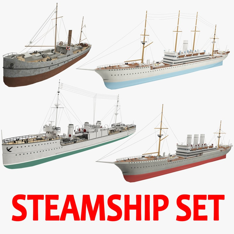 steamships ship max