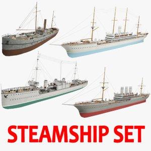steamships ship max
