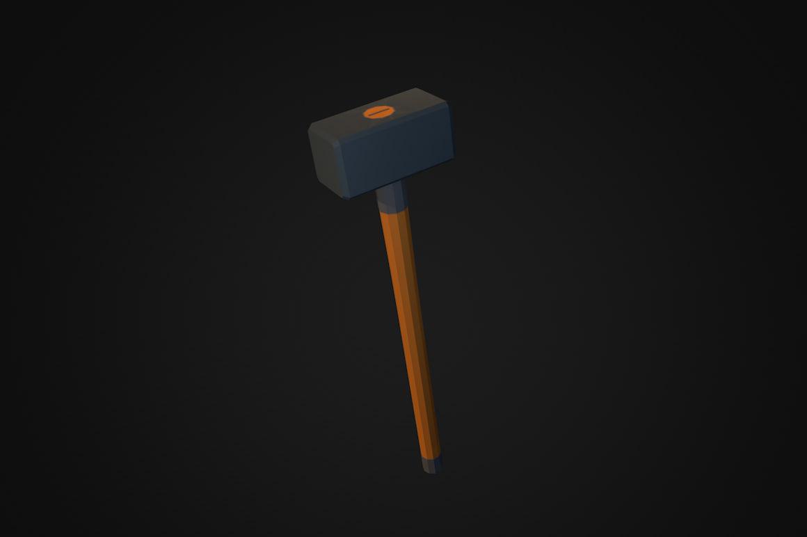 sledgehammer ready games 3d model