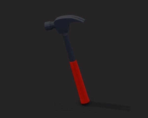 3d 3ds hammer v 1