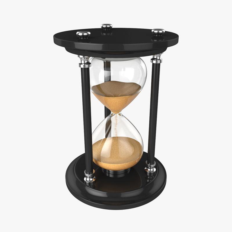 hourglass glass max
