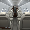 Cessna Citation XLS+ Cabin Interior