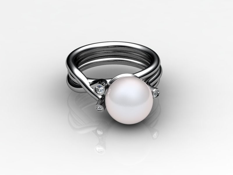 3ds ring pearl