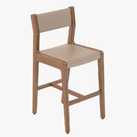 Autoban Deer Bar Stool