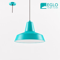 eglo vintage light 3d model
