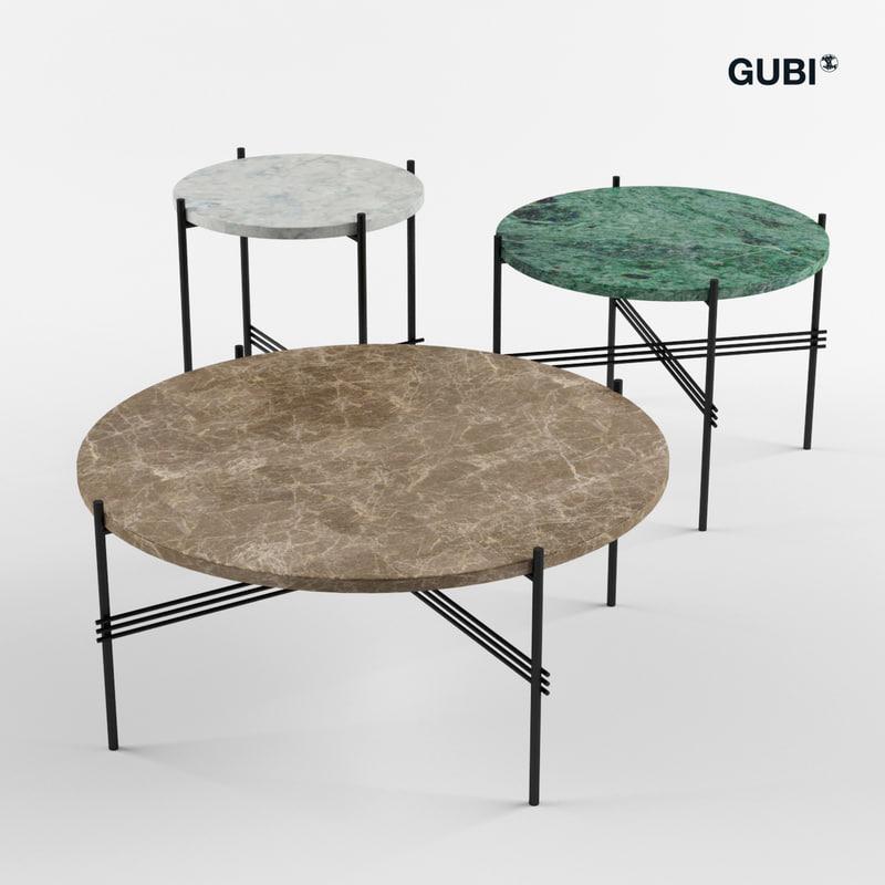 3d model of gamfratesi ts table