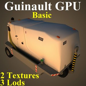 guinault gpu basic 3d ma
