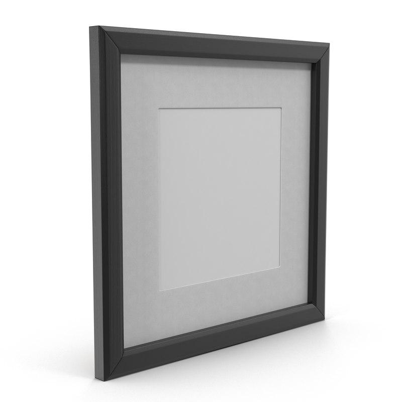 picture frame 1 - 3d model
