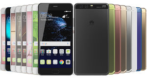 3ds realistic huawei p10 colors