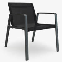 Park Life Low Armchair