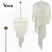3d chandelier fenice vesoi