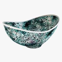 3d realistic abalone bowl model