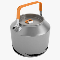 camping teapot 3ds