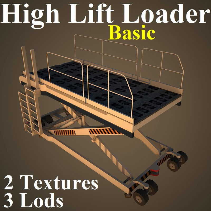 lift basic max