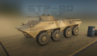 BTR-80 mod+