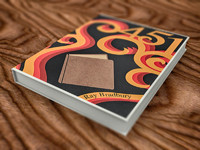 3d book fahrenheit 451 model