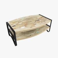 3d model mudo table