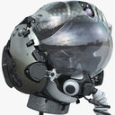 flight helmet 3D models