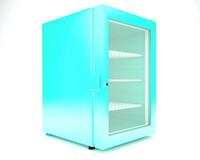 Refrigator Showcase