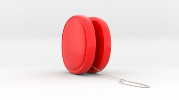 3d model toy rope