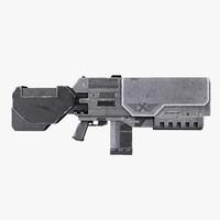 free max model rifle xcom