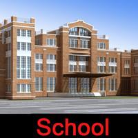 university building exterior max
