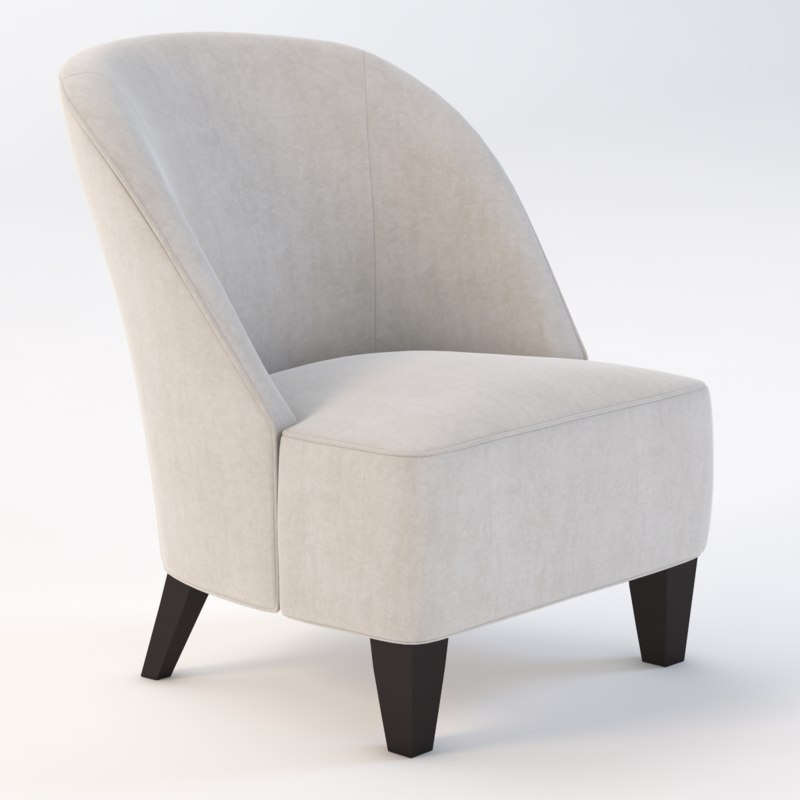realistic photoreal chair 3d max