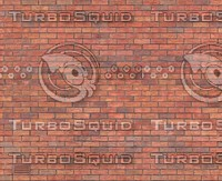Brick wall Texture With Bump Map