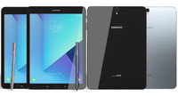 Samsung Galaxy Tab S3 with S Pen Black & Siver