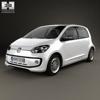 Volkswagen Up 5door BR-spec 2014