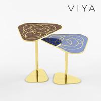 Viya Home Scribble Cocktail Tables
