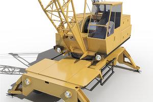 crane 3d max
