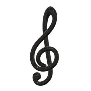 treble clef dwg