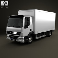 daf lf delivery 3ds