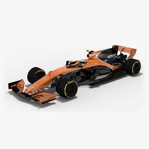 max mclaren mcl32 formula 1