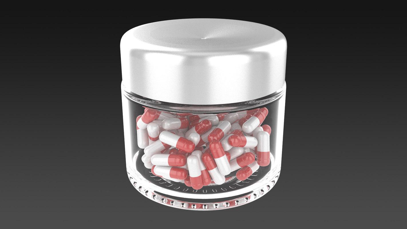 3d model of medic medicine