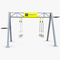Functional Training Rig range 3